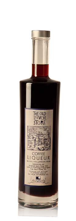 The Old Liquor Store, Coffee Liqueur