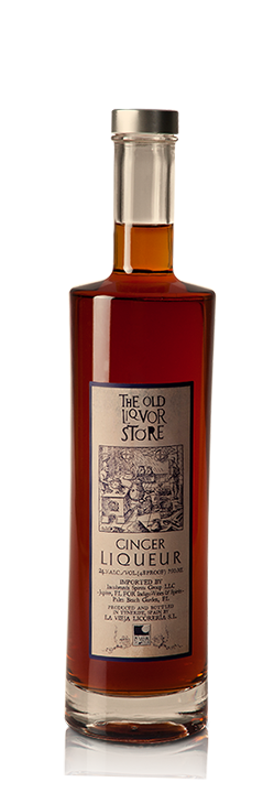 The Old Liquor Store, Ginger Liqueur