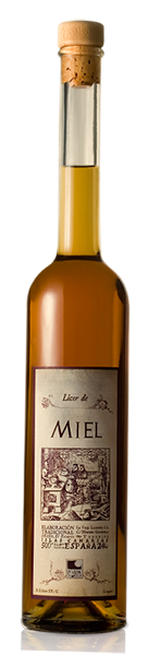 La Vieja Licoreria, Honey Liqueur