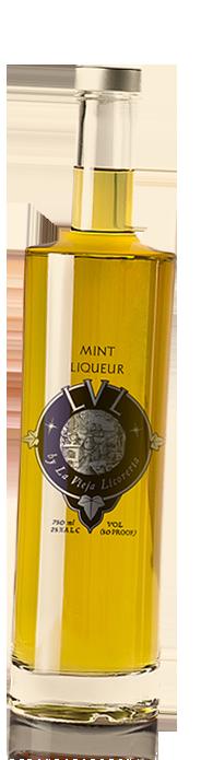 LVL by La Vieja Licoreria, Mint Liqueur
