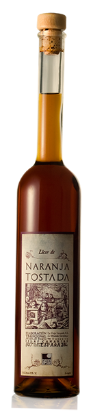 La Vieja Licoreria, Roasted Orange Liqueur