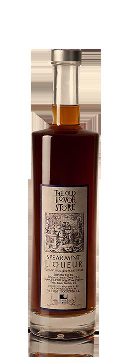 The Old Liquor Store, Licor de Hierbabuena