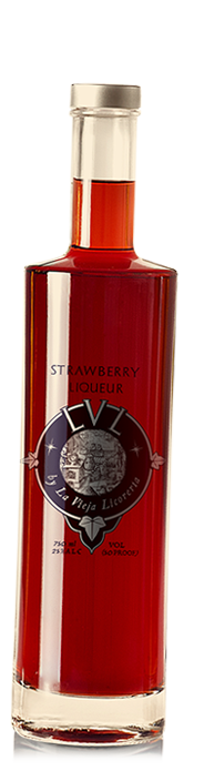 LVL by La Vieja Licoreria, Strawberry Liqueur