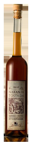 La Vieja Licoreria, Roasted Orange Liqueur
