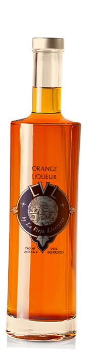LVL by La Vieja Licoreria, Orange Liqueur