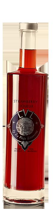 LVL by La Vieja Licoreria, Strawberry Liqueur
