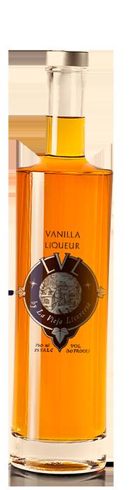 LVL by La Vieja Licorería, Licor de Vainilla