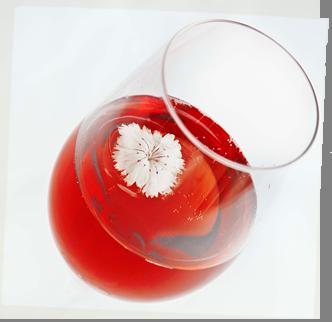 La Vieja Licorería, LVL, Cocktail, Entre Burbujas, Licor de Hibisco